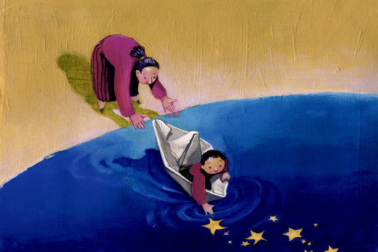 """""""El día en que Dios creó a las madres"""", de Erma Bombeck."""